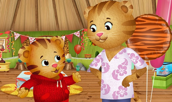 Daniel Tiger What Would Mom Tiger Do Parenting Tips From Daniel Tiger S Neighborhood Fred Rogers Each Story Told
